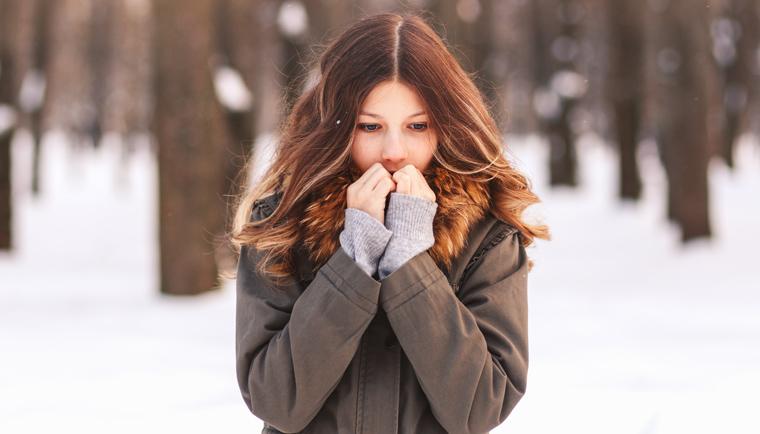 Suchá pokožka v zime: Ako chrániť pleť pred mrazom?