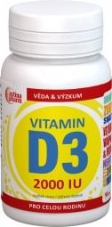 Astina Pharm Vitamín D3 2000 IU (cps 1x90 ks)