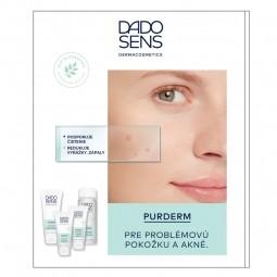 VZORKA PURDERM línia pre problémovú pokožku a akné
