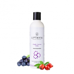 Chopok - Koruna Krásy- šampón pre hrubé farbené poškodené vlasy