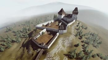 Liptovský hrad - 700 ročná história
